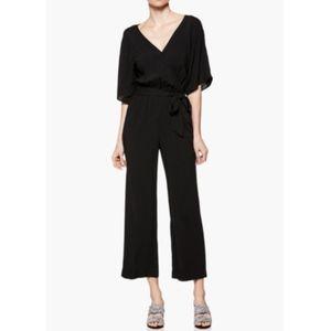 PAIGE -- Vanette Jumpsuit, Black, S